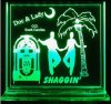 Shagger CoolLite Night Light Green CoolLITE SIGNS