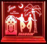 Shagger CoolLite Night Light Red CoolLITE SIGNS