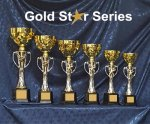 Gold Star Series Cups CUP TROPHIES