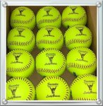 Softball ENGRAVING